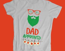 #24 for Original Unique Father's Day T-Shirt Design af eslamalaaeldin