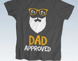 #28 for Original Unique Father's Day T-Shirt Design af eslamalaaeldin