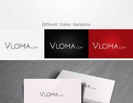 logoghost tarafından Design a Logo for Vloma.com için no 130