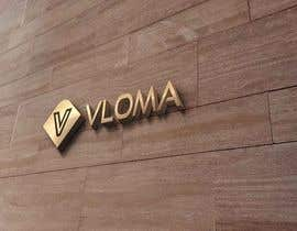 #133 for Design a Logo for Vloma.com by saonmahmud2