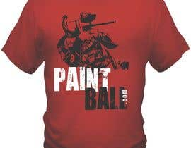 #73 untuk Design a T-Shirt for PaintBall.com oleh bacujkov