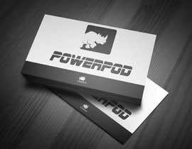 #127 for Design a Logo for POWERPOD af sandwalkers