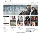 Graphic Design Natečajni vnos #5 za Design The Coolest Clothing Shop Landing Page in the World!