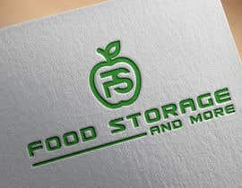 #58 untuk Design a Logo for a Food Storage Website oleh vanlesterf