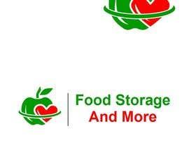 #66 untuk Design a Logo for a Food Storage Website oleh shijinpetta