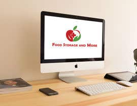 #57 for Design a Logo for a Food Storage Website af zunayedislam
