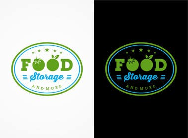 #48 untuk Design a Logo for a Food Storage Website oleh tedi1