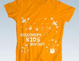 #14 cho Design a T-Shirt for Preschool bởi eslamalaaeldin
