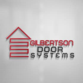 #14 cho Design a Logo for Gilbertson Door Systems bởi walijah