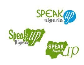 #108 para Design a Logo for Speak up Nigeria, por princevenkat