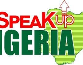 #194 para Design a Logo for Speak up Nigeria, por henryjsilva