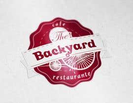 """#28 cho Diseñar un logotipo para Restaurant Café """"The Backyard"""" bởi SimboloCreativo"""