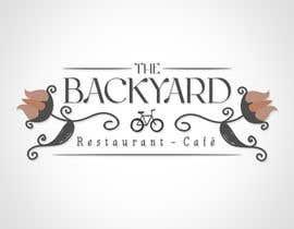 """#29 untuk Diseñar un logotipo para Restaurant Café """"The Backyard"""" oleh RandyCamacho"""