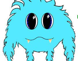 DianaRedko tarafından Create our Mud Monster Mascot  Animation için no 21