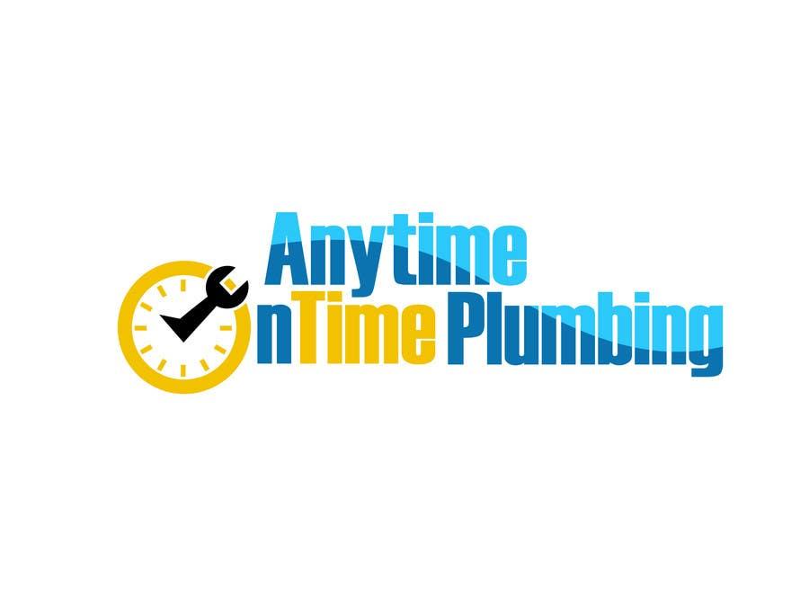 Inscrição nº 34 do Concurso para Design a Logo for Anytime On Time Plumbing
