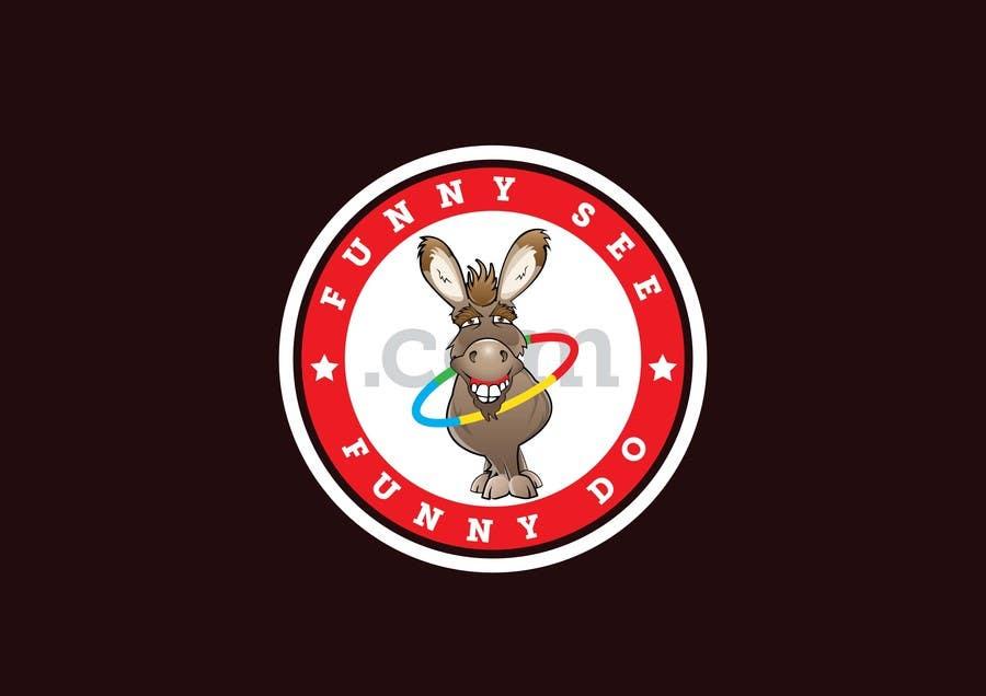 Kilpailutyö #61 kilpailussa Design a Logo for FunnySeeFunnyDo.com