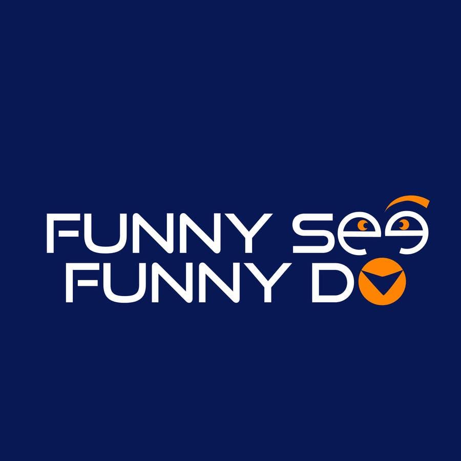 Kilpailutyö #13 kilpailussa Design a Logo for FunnySeeFunnyDo.com