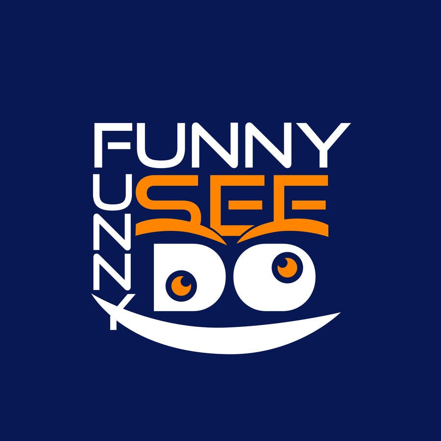 Kilpailutyö #27 kilpailussa Design a Logo for FunnySeeFunnyDo.com