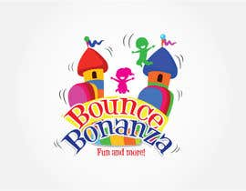 #5 for Design a Logo for Bounce Bonanza by leovbox