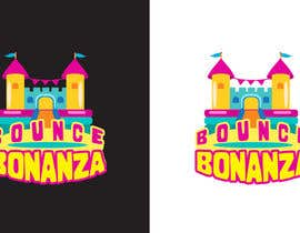 #126 for Design a Logo for Bounce Bonanza by UsagiP