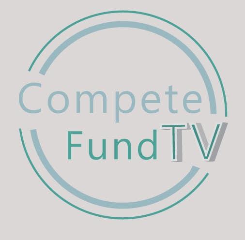Kilpailutyö #3 kilpailussa Design a Logo for CompeteFundTV