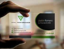 imtiazmahmud80 tarafından Design some Business Cards for Vital Performance için no 61