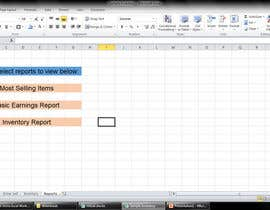 #13 untuk Do some Excel Work for Company to manage inventory oleh wangyalong