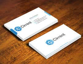#14 untuk Design some Business Cards for Cirrent.co oleh gohardecent