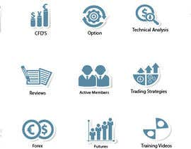 #3 for Design some Icons for a stockmarket website by kngbss