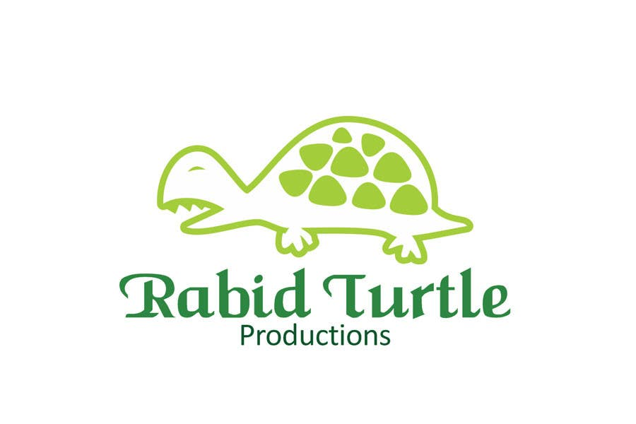 Contest Entry #                                        112                                      for                                         Logo Design for Rabid Turtle Productions