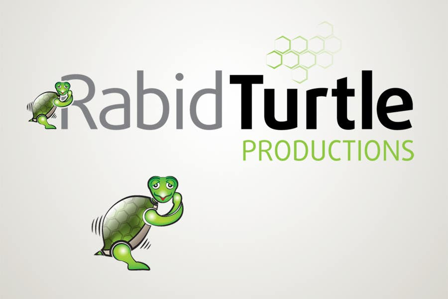 Contest Entry #                                        66                                      for                                         Logo Design for Rabid Turtle Productions