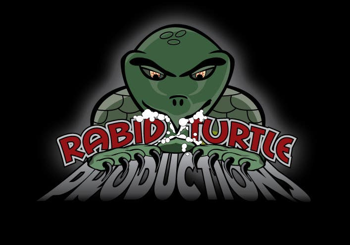Contest Entry #                                        96                                      for                                         Logo Design for Rabid Turtle Productions