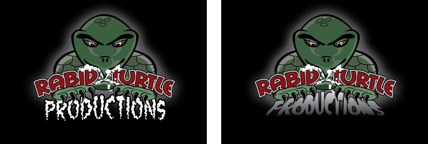 Contest Entry #                                        88                                      for                                         Logo Design for Rabid Turtle Productions