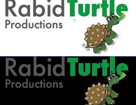 #140 for Logo Design for Rabid Turtle Productions af LynnN