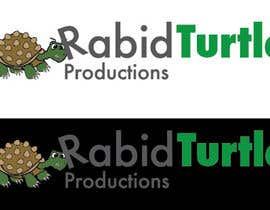 #139 for Logo Design for Rabid Turtle Productions af LynnN
