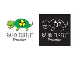 #130 cho Logo Design for Rabid Turtle Productions bởi AndyGFX71