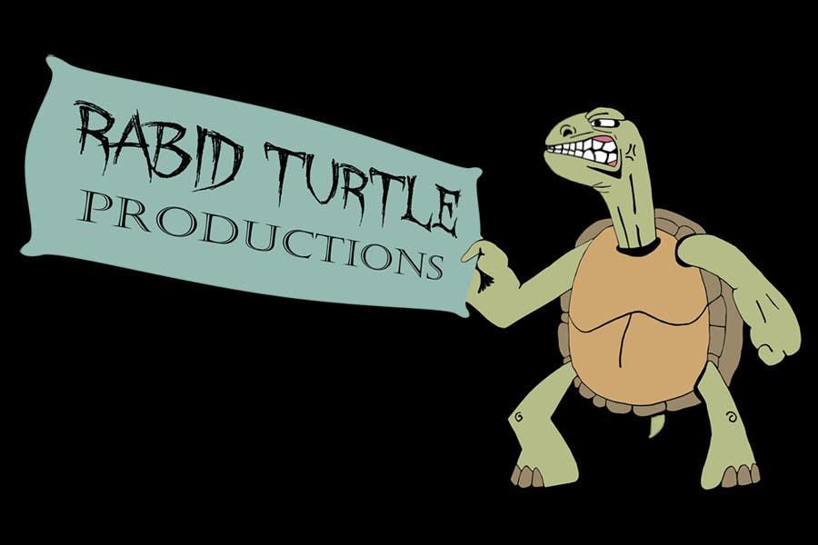 Inscrição nº 100 do Concurso para Logo Design for Rabid Turtle Productions