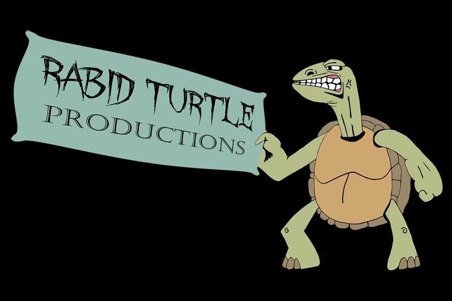 Contest Entry #                                        97                                      for                                         Logo Design for Rabid Turtle Productions