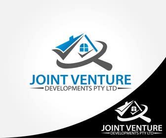#37 untuk Design a Logo for Joint Venture Developments Pty ltd oleh alikarovaliya