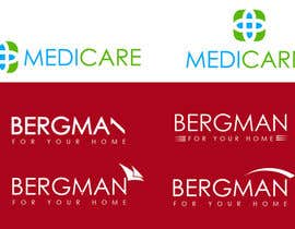 #28 cho Logo design for BERGMAN MEDICARE bởi nat385