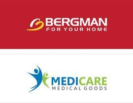#23 for Logo design for BERGMAN MEDICARE af neerajdadheech