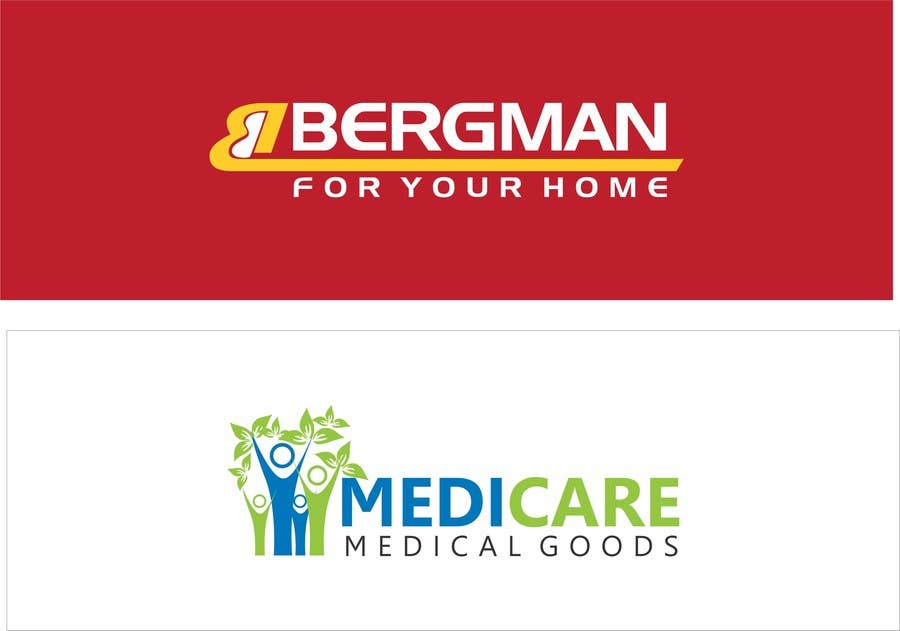 Bài tham dự cuộc thi #24 cho Logo design for BERGMAN MEDICARE