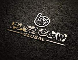 "eddesignswork tarafından Design a Logo for our ""Blue Cow Global"" için no 232"