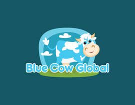 "gDesigneer tarafından Design a Logo for our ""Blue Cow Global"" için no 141"