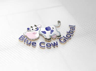 "#243 cho Design a Logo for our ""Blue Cow Global"" bởi DQD"