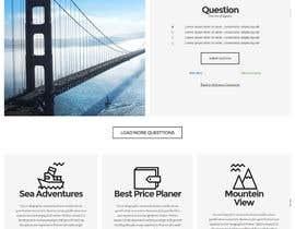 Nro 18 kilpailuun Design a webpage! käyttäjältä andreybalbekov
