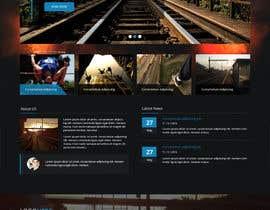 Nro 11 kilpailuun Design a webpage! käyttäjältä DesignExpert007