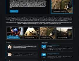 Nro 12 kilpailuun Design a webpage! käyttäjältä DesignExpert007