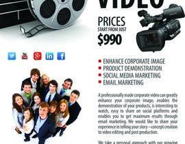 #12 cho Design a Flyer for production of Corporate Video bởi jacklai8033399