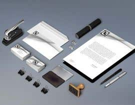 starfz tarafından Design some Stationery for East Nations için no 41